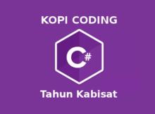Program Menentukan Tahun Kabisat di C#