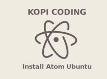 Cara Install Atom (Text Editor) Di Ubuntu 32Bit & 64Bit